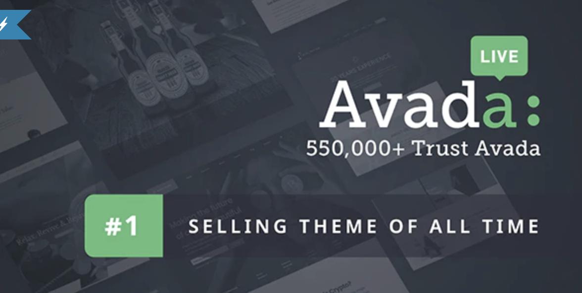 (销量第一)20201224更新-最新正版 WordPress Avada v7.2.1自适应主题免费下载