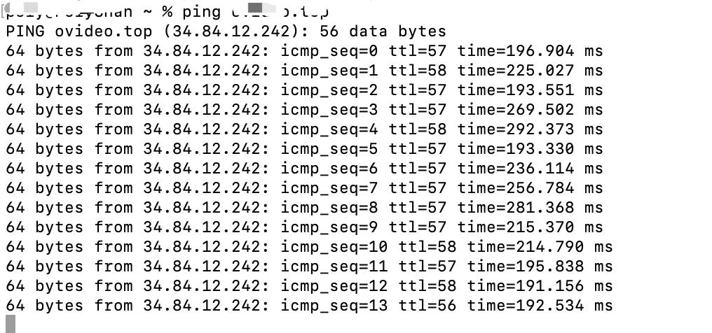 2020最稳定Google Cloud(GCP)搭建1080p到4k高清视频科学上网v2ray+SSL+Caddy