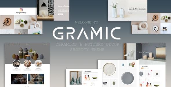Gramic v1.0-shopify独立站正版主题免费下载